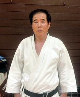 和道流空手道連盟和久井道場 指導員 斉藤 健治 Saito kenji 四段