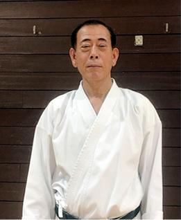 和道流空手道連盟和久井道場 副支部長 鈴木 典彦 Suzuki michihiko 五段