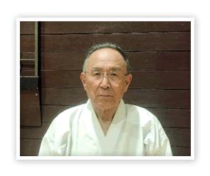 和久井師範「葛飾区柴又の空手道場 和久井道場」