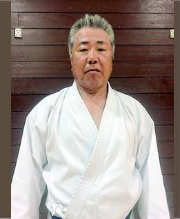 和道流空手道連盟和久井道場 指導員 渡邊 斎 Watanabe hisashi 四段